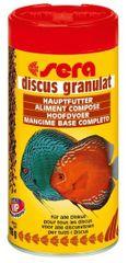 Sera Základní krmivo pro terčovce a jiné náročné ryby Discus Granulat 250ml