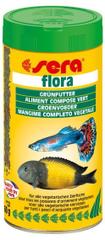 Sera Základní krmivo pro býložravé ryby Flora 250ml
