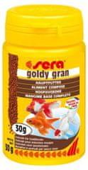 Sera Základní krmivo pro studenovodní ryby Goldy Gran 100ml