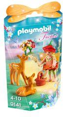 Playmobil čarobna vila sa srnama 9141