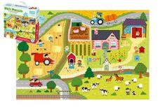 Trefl puzzle - Na Wsi, 12 szt.