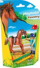 Playmobil terapeut za konje 9259