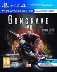 PQube igra Gungrave VR - Loaded Coffin Edition (PS4)