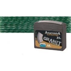 Anaconda návazcová šňůra Granit 10 m Green