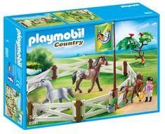 Playmobil ograda s konjima 6931