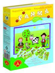 Alexander Magnetické příběhy Farma