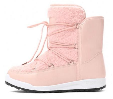 Vices dámské sněhule 40 svetlo ružová