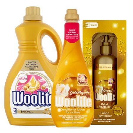 Woolite GOLD csomag