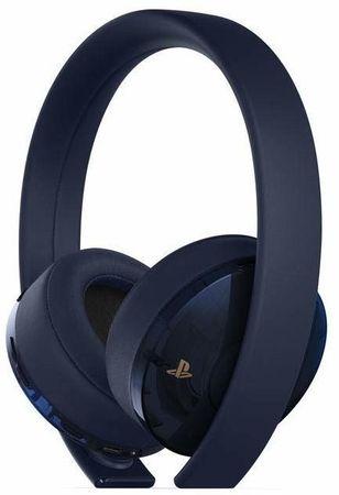 SONY PS4 - Gold Wireless Headset, sötétkék