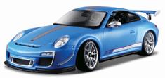 BBurago Porsche 911 GT3 RS 4.0 1:18 - blue