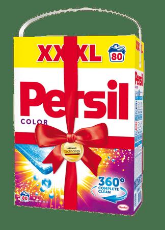 Persil Prací prášek 360° Complete Clean Color 5,6 kg (80 praní)