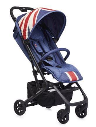 EASYWALKER Buggy XS Mini by Union Jack Classic - zánovní