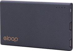 EPICO Power Bank ELOOP by EPICO E12, 11 000 mAh černá 9915101300017