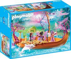 Playmobil čarobni vilinski brod, 9133