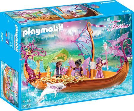 Playmobil čarobna vilinska ladja, 9133
