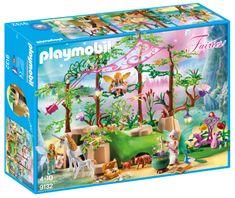 Playmobil čarobne vile u šumi, 9132