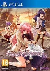 PQube igra Song of Memories (PS4)