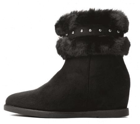 Vices dámská kotníčková obuv 36 čierna
