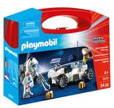 Playmobil kovček za vesoljsko raziskovanje, 9101