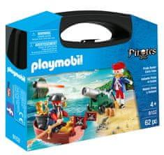 Playmobil kovčeg borba za blago, 9102
