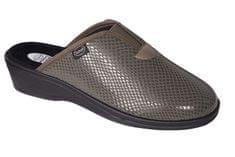 Scholl Zdravotní obuv ELSA dark taupe