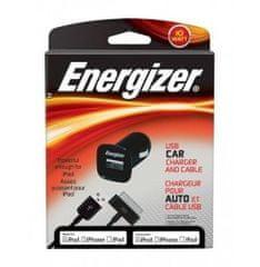 Energizer USB punjač za automobil 12/24V, 10W 2A