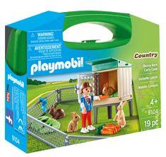 Playmobil kavez za zeca, 9104