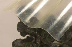 LanitPlast Sklolaminát vlna 177/51 síla 0,86 mm čirý