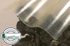 LanitPlast Sklolaminát vlna VL 177/51 síla 0,97 mm čirý