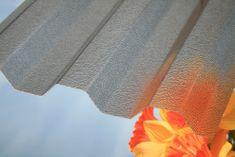 LanitPlast Trapézový polykarbonát Marlon CSE ORIGINAL TR 76/16 síla 0,8 mm bronz