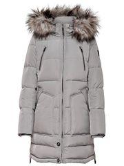 ONLY Új Rhoda Rds Down kabát női kabát Otw Silver