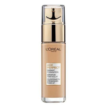 Loreal Paris Odmładzający i rozjaśniający makijaż Age Perfect (Radiance Foundation) 30 ml (cień 270 Amber Beige)