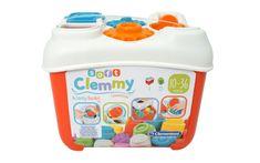 Clementoni Clemmy baby - aktív vödör alakzatokkal