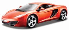 BBurago model samochodu McLaren 12C 1:24, pomarańczowy