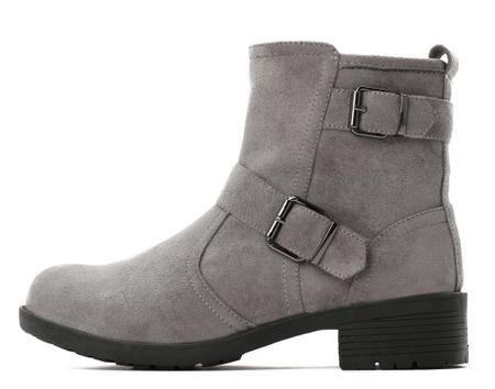 Vices dámská kotníčková obuv 40 sivá