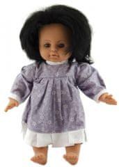 Teddies dojenček v oblekici, 35 cm, temno modra