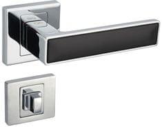 Infinity Line Concept 700/200 chrom/czarny - okucia do drzwi