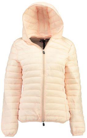 STONE GOOSE női kabát Daygoose L rózsaszín