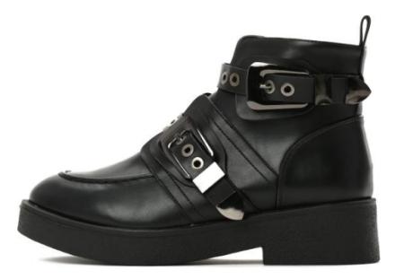 Vices dámská kotníčková obuv 39 černá