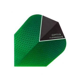 Harrows Letky Optix - Green 2105