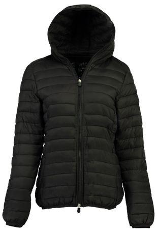 STONE GOOSE női kabát Daygoose XL fekete