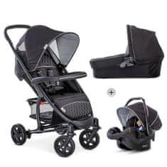 Hauck Malibu 4 Trioset 2020 otroški voziček