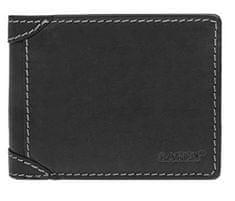 Lagen Moška denarnica 511461 BLK