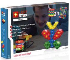 Light Stax Svítící stavebnice Shine V2 (3-in-1)