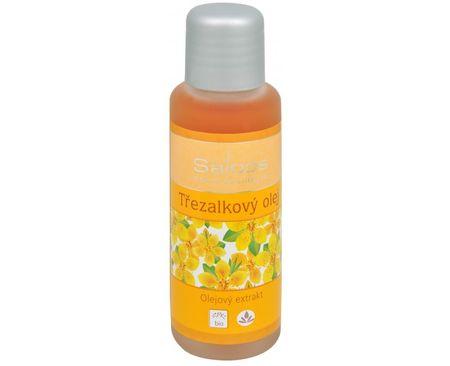 Saloos Bio Třezalkový olej (olejový extrakt) (Objem 50 ml)
