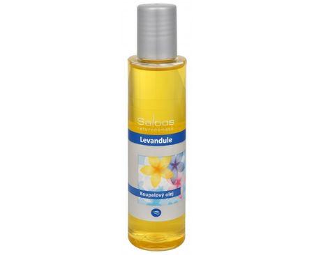 Saloos Kúpeľový olej - Levanduľa (Objem 125 ml)