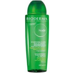 Bioderma Jemný šampón pre každodenné použitie Nodé (Non-Detergent Fluid Shampoo) 400 ml