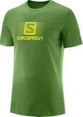 Salomon muška majica s kratkim rukavima Blend Logo SS Tee M