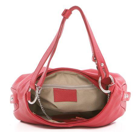 8c94e137ba7c8 Anna Morellini červená kabelka | MALL.SK
