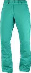 Salomon ženske softshell pohodniške hlače Stormpunch Pant W